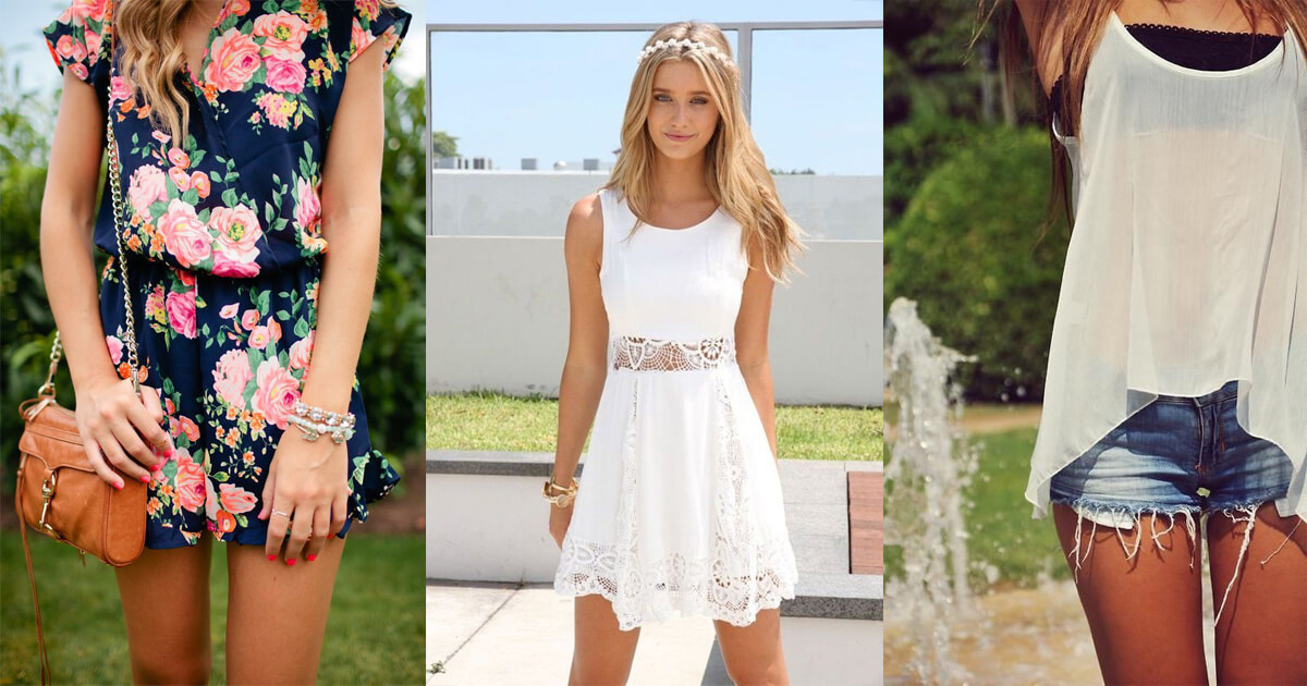 38ace92fc414 41 Cute Outfit Ideas For Summer 2015