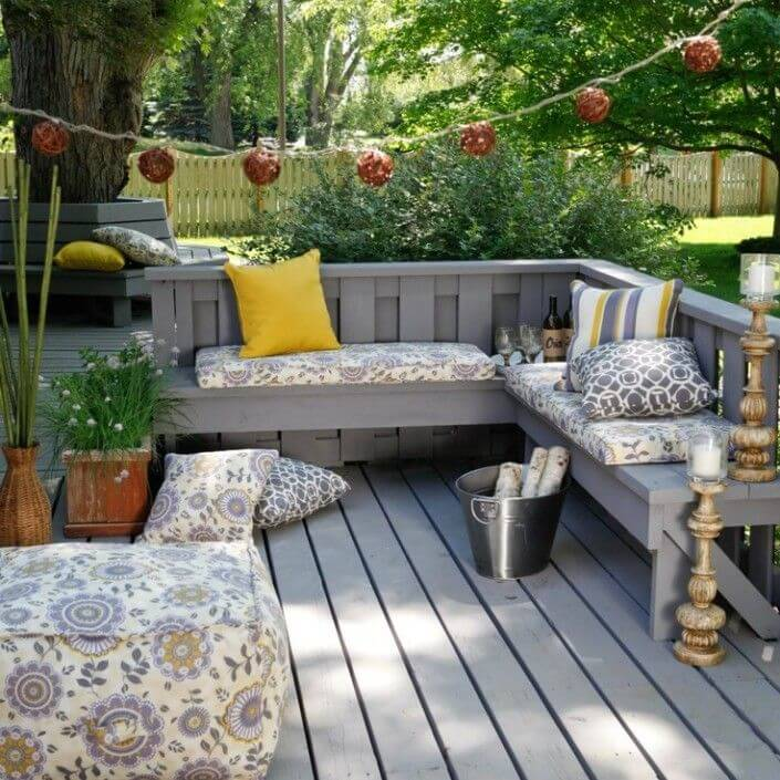 Outdoor Landscaping Ideas On A Budget: 71 Fantastic Backyard Ideas On A Budget