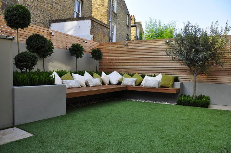 Backyard Seating Ideas