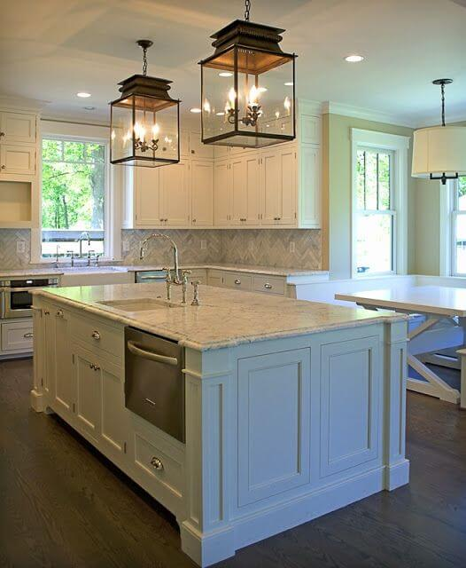 25 Lighting Ideas For The Kitchen: 17 Amazing Kitchen Lighting Tips And Ideas