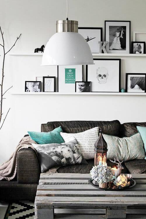 21 Modern Living Room Decorating Ideas