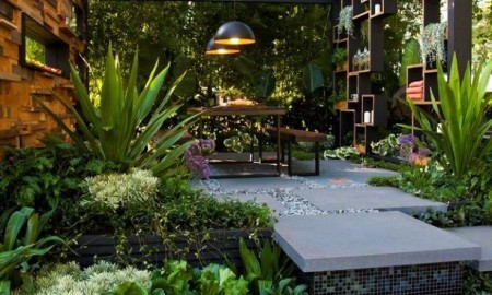Fantastic Backyard Ideas On A Budget Worthminer - Landscape ideas backyard