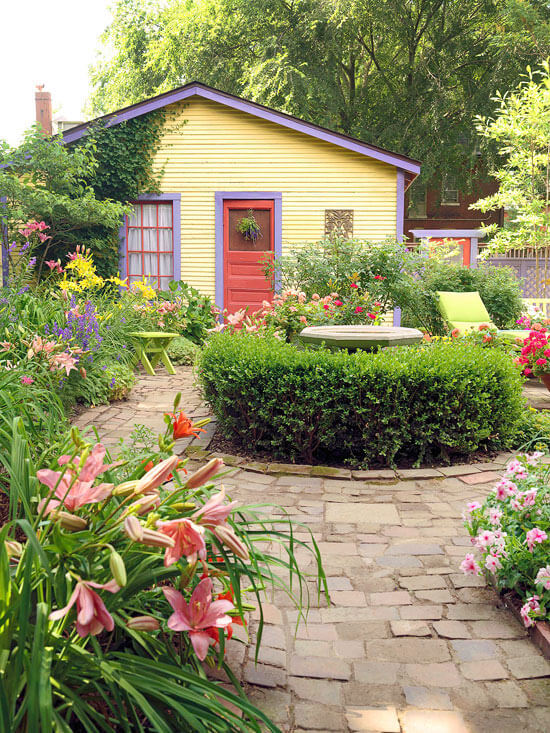Garden Ideas For Fall Part - 49: Check Out This Backyard Landscaping Idea And More Great Tips On @worthminer