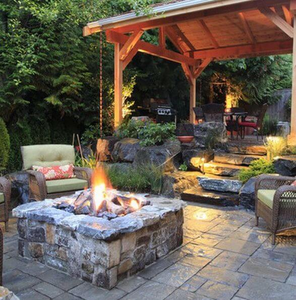 26 Inspiring Ideas For Decks: 30 Patio Design Ideas For Your Backyard
