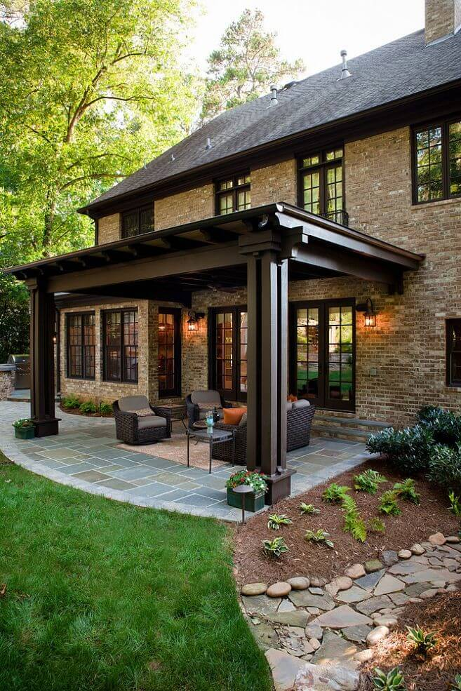 30 Patio Design Ideas for Your Backyard   Page 21 of 30 ...