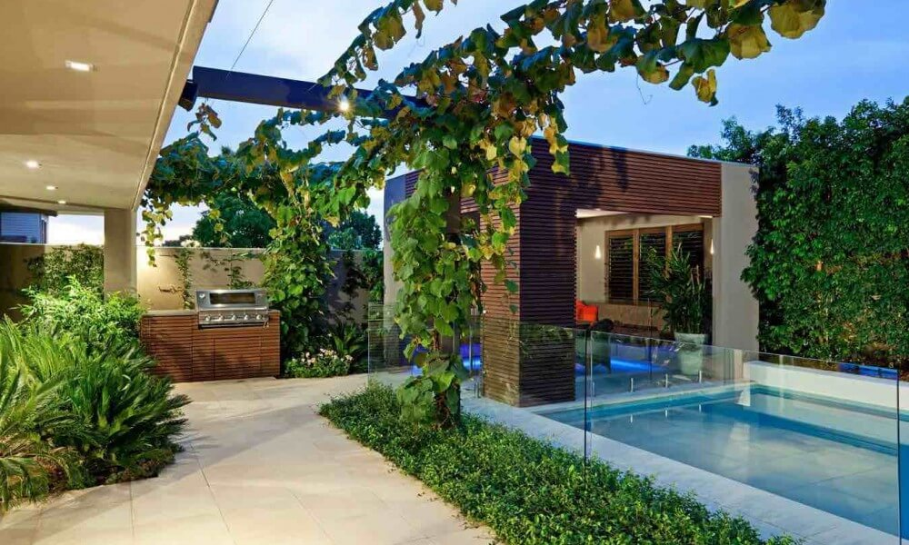 Small Backyard 41 backyard design ideas for small yards | worthminer
