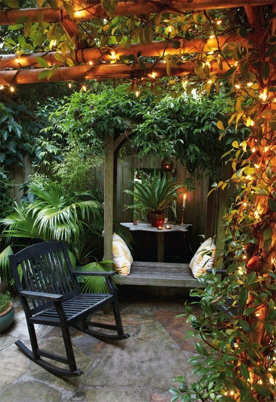 41 Backyard Design Ideas For Small Yards | Page 32 of 41 ...