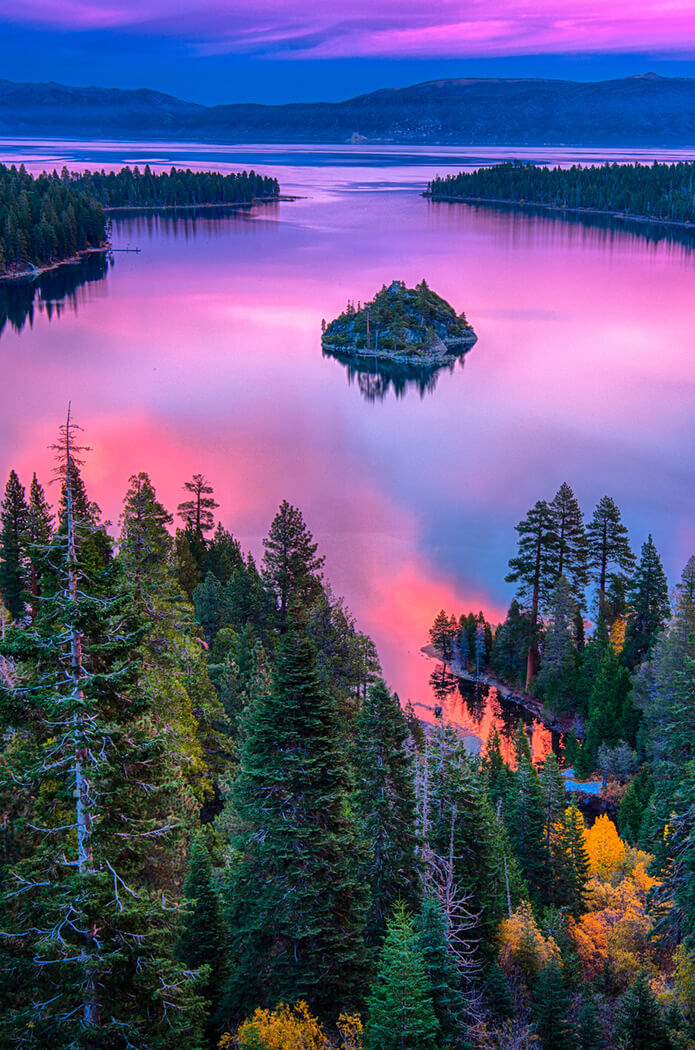 Lake Tahoe California Galaxy Note 3 Wallpapers Hd 1080x1920: 34 Most Amazing Lakes You'll Want To See