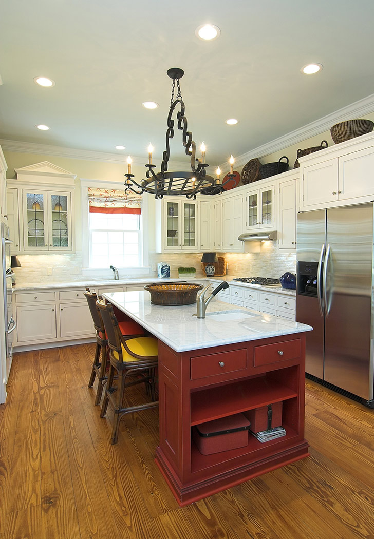 Contemporary Kitchen Interior Design: Top 20 Trendy Modern Kitchen Designs & Ideas