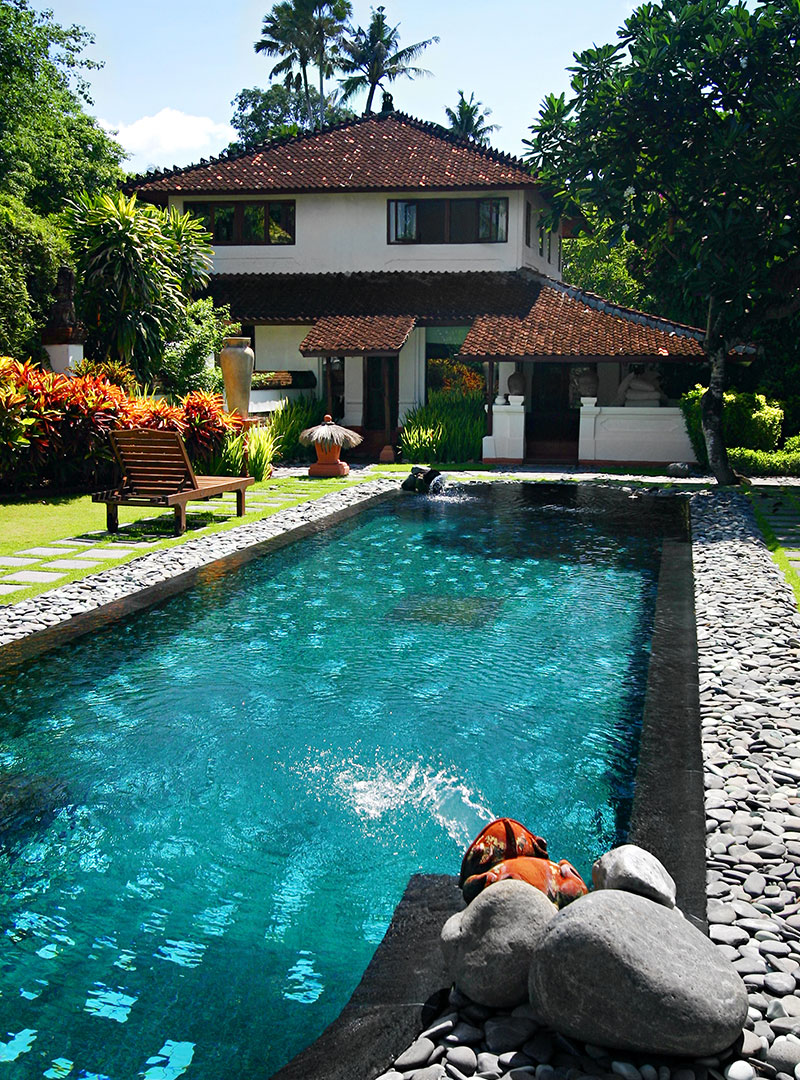 Outdoor swimming pool ideas and designs for Pool design 2016