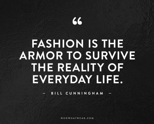 quotes about fashion and life - photo #45