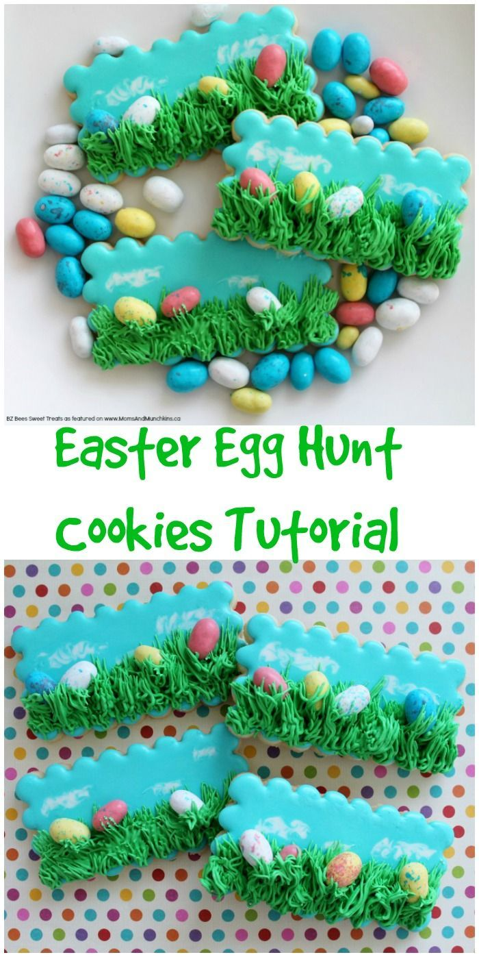 Check out some of our favorite recipes for easter day cookies.