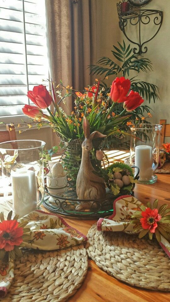 20 Fantastic Easter Day Decorating Ideas For Your Home