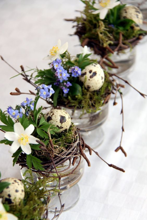 Check out these easter day ideas to decorate your home.