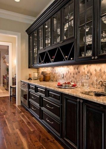 13 amazing dark kitchen ideas  page 7 of 13  worthminer