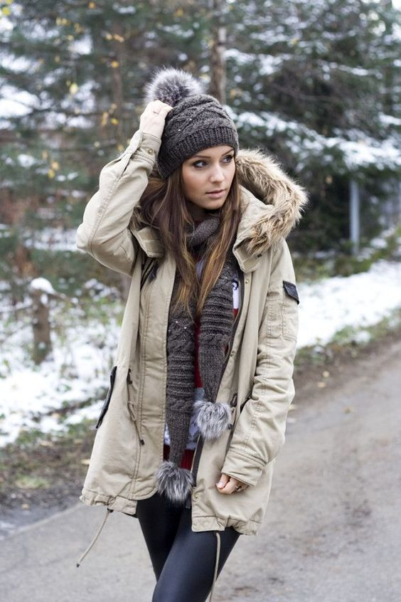 Check out these beautiful winter outfit ideas for 2017