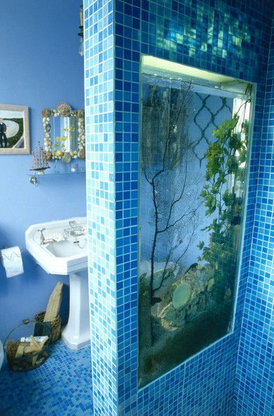 15 Amazing Ideas With Interior Aquariums