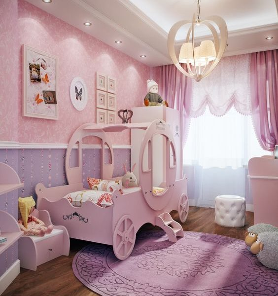 Check out these ideas with rooms for girls.