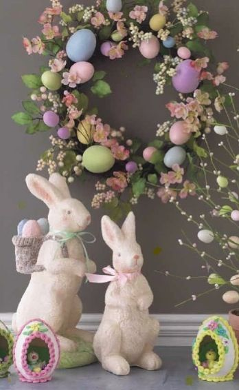 Ideas For Decorating Your Home For Easter. easter decorations ideas ...